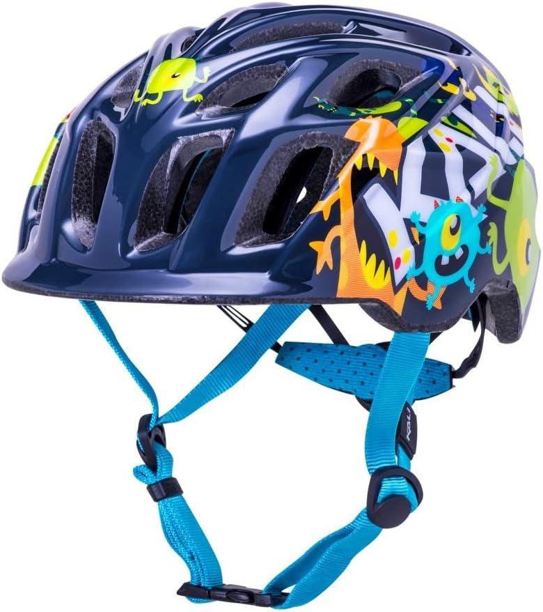 Kali Protectives Chakra Youth Bike Helmet Diamond Black Small//Medium