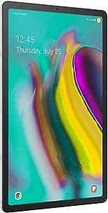 Samsung Galaxy Tab S5e 64 GB Wifi TabletSilver (2019) - SM-T720NZSAXAR