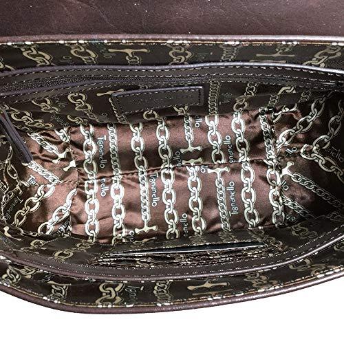 Item Saddle Brown Body RFID Juniper W Cross Protection Tignanello 7dgBq7