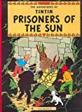 Prisoners of the Sun by Hergé front cover
