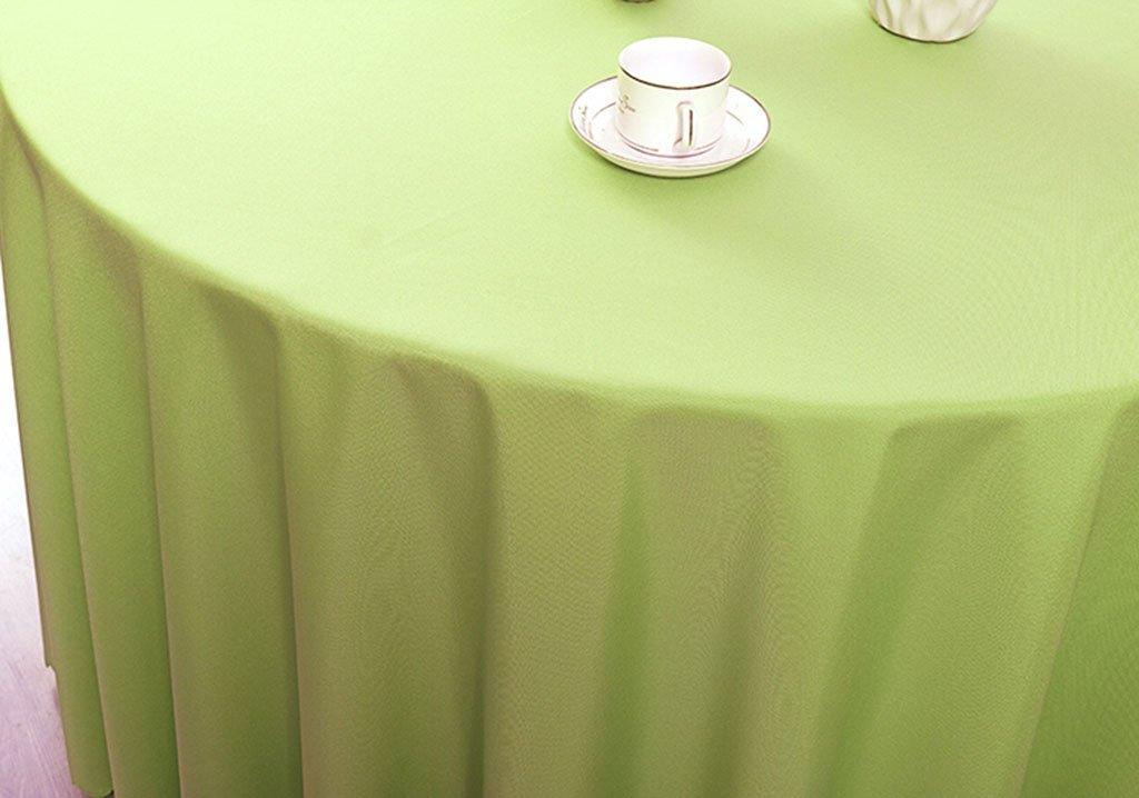 Qiao jin Tischdecke Runde Tischdecke - Personality Modern Hotel Restaurant Balkon, Garten oder Camping Tischdecke - Drop Resistant, leicht zu reinigen (Farbe   A, größe   Round- 300cm) B07D1LTF8F Tischdecken Zuverlässige Leistung  | Langfristig