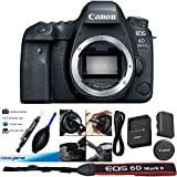 Canon EOS 6D Mark II DSLR Camera (Body) - Deal Expo Bundle