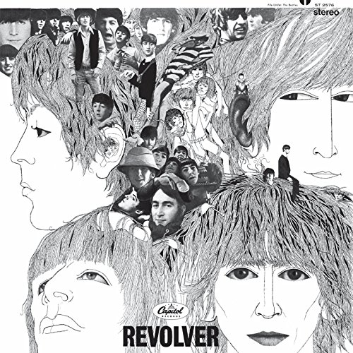 Price comparison product image Revolver  (The U.S. Album)