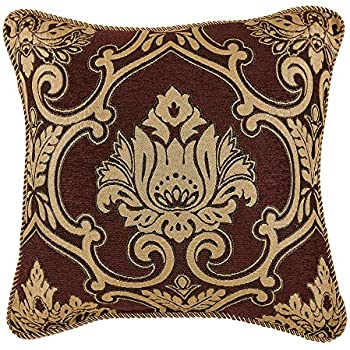 Amazon Com Croscill Home Fashions Bali Harvest Square