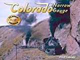 A rail-fan favorite, Colorado Narrow Gauge shows the trains that once traversed the narrow gauge rails, serving the Centennial state's mountain communities and their mines from the 1800s into the mid-1900s.  13.75 x 20.6 inches, open.