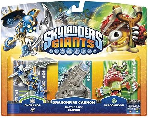 Activision Skylanders Giants: Battle Pack, PS3 - Volante/mando (PS3, Especial, Alámbrico, Playstation 3, Multicolor): Amazon.es: Videojuegos