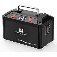 Paxcess 150W Portable 178Wh 48000mAh Solar Generator