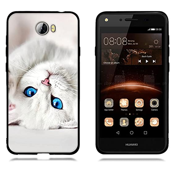 release date: 1321b 8e791 Amazon.com: Huawei Y5II Case, Huawei Y5 2 Case, FUBAODA [Ultra Slim ...