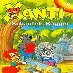 Schaufels Bagger (Xanti 8)