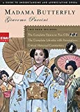 Madama Butterfly w/audio cd