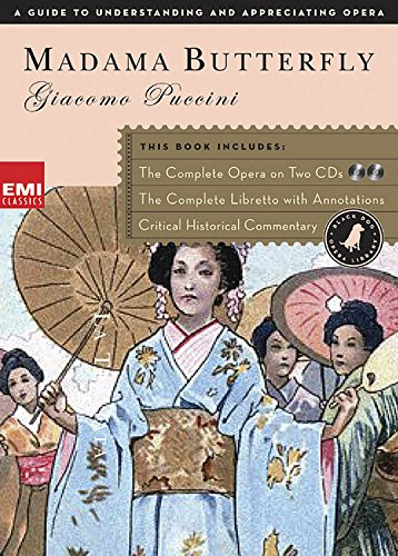 Madama Butterfly w/audio cd