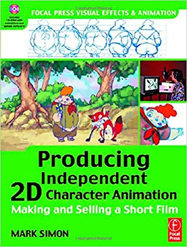 Amazon com: Producing Independent 2D Character Animation