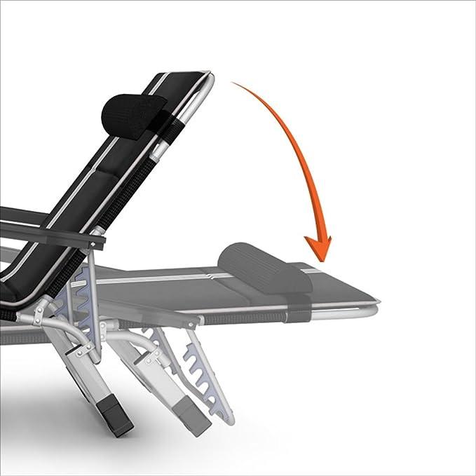 Amazon.com: Sillas XEWNG portátil cómodo reclinable oficina ...