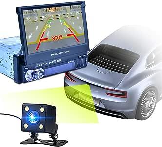 iBellete RK-7158G-JPG - Reproductor Multimedia para Radio de Coche (Pantalla retráctil para MP5, MP4, MP3, GPS y AIO Machine: Amazon.es: Electrónica