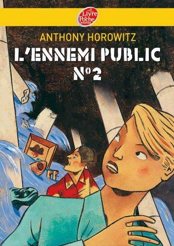 Amazon Com L Ennemi Public N 2 Policier French Edition
