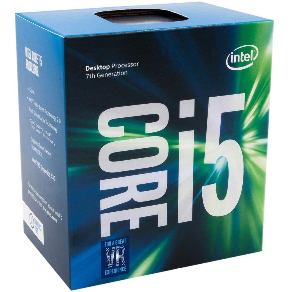 Intel BX80677I57400 7th Gen Core Desktop Processors by Intel