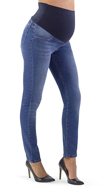 1d661c01235b MAMAJEANS Roma Deluxe - Jeans Premaman