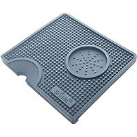 ToSSme Silicone Coffee Tamper Mat,Espresso Silicone Mat,Espresso Tamper Mat,Coffee Tamp Mat,Coffee Powder Pad,TM-CO01…