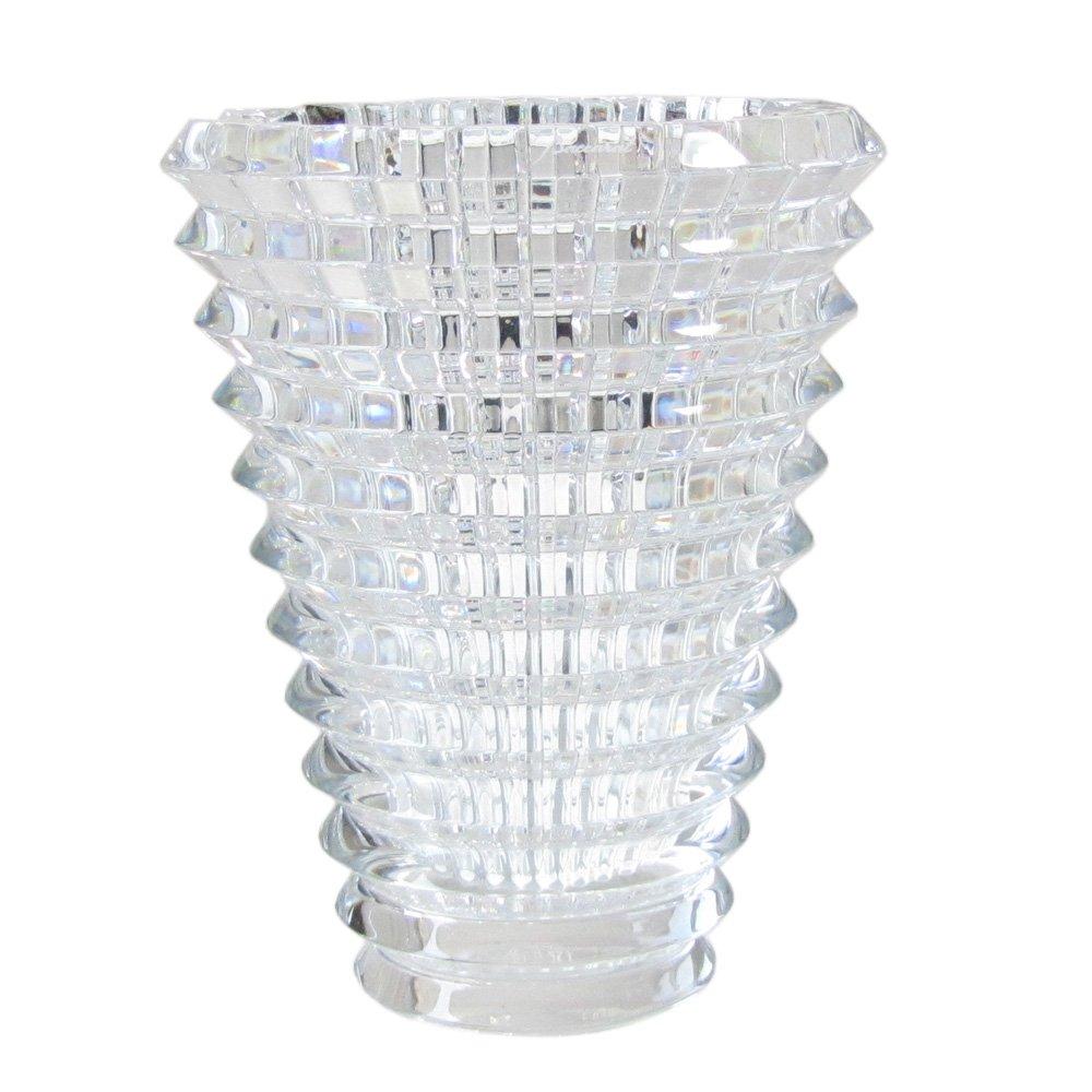 バカラ BACCARAT クリスタル EYE アイベース 花瓶 2103679 [並行輸入品] B00YTJWF6A