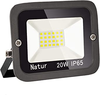 20W LED Foco Exterior Alto Brillo Proyector Led Impermeable IP65 ...