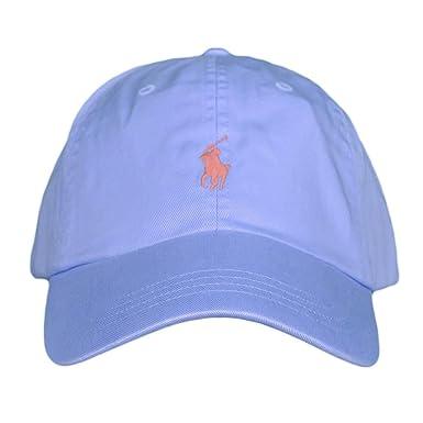 Polo Ralph Lauren Gorra Sport Celeste U Azul: Amazon.es: Ropa y accesorios