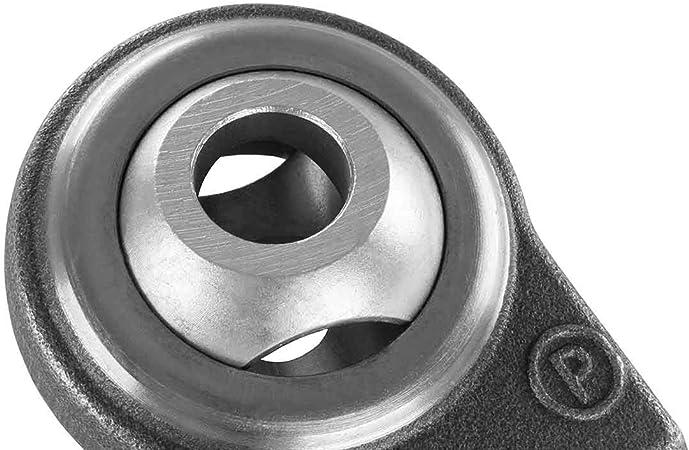Unterlenker Anschweißende Kat 2 Ø28,4 mm 35 mm Kugelstärke Anschweißauge Trecker
