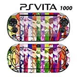 Skin Decal Cover Sticker for Sony PlayStation PS Vita (PCH-1000) - Danganronpa Sidebar