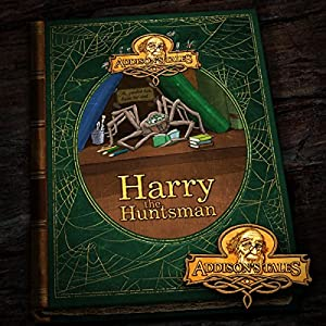 Harry the Huntsman (Addison's Tales 3) Audiobook