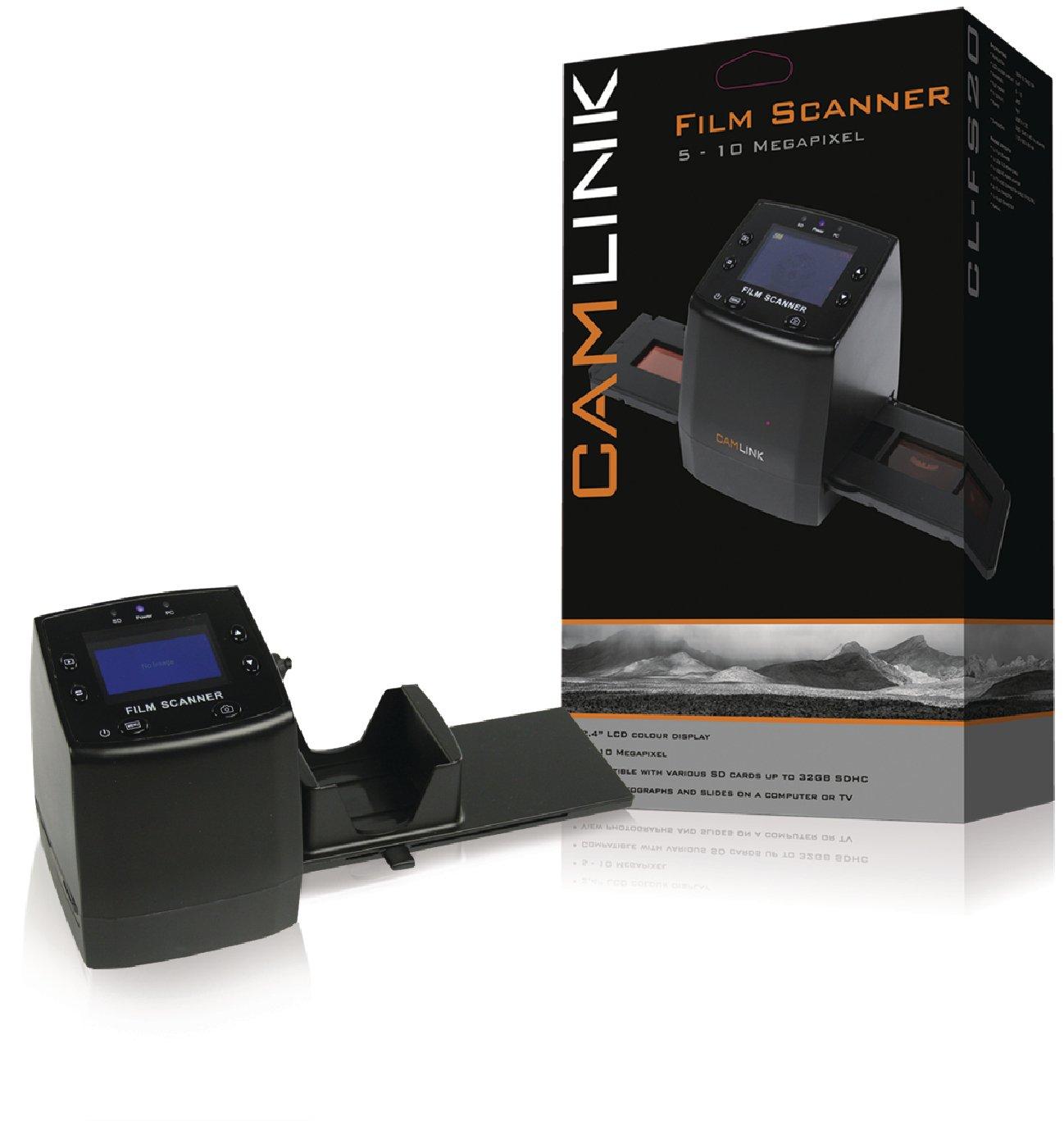 Camlink Film Scanner