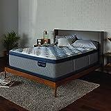 Serta Icomfort 500820913-1030 Fusion Bed, Full, Gray