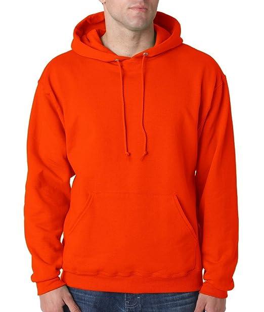87cc4f081e5 JERZEES Mens NuBlend Pullover Hooded Sweatshirt at Amazon Men s ...