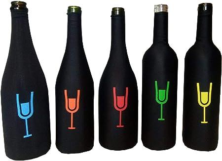 Set 6 Chaussette de d/égustation pour vos d/égustations de vin /à laveugle Accessoire vin