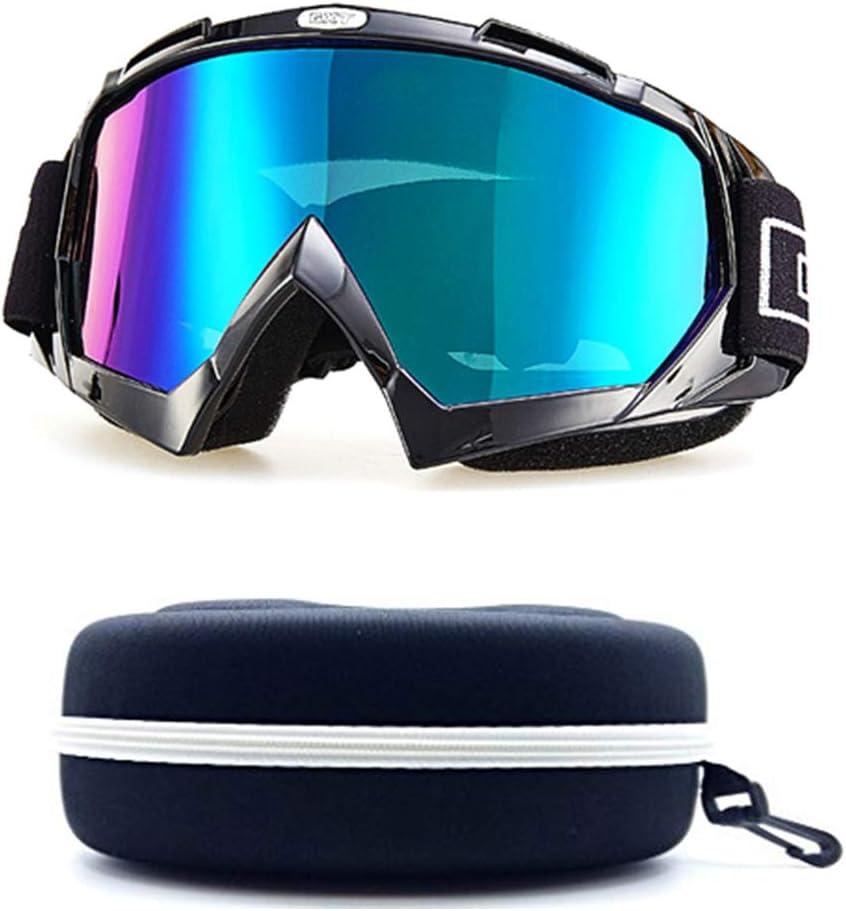 CPS Winter Ski Goggles Off-Road Snowmobile Double Lens Anti-Fog AF Lenses Dirt Bike Motorcross UTV Military Off Road Adult Motorcycle