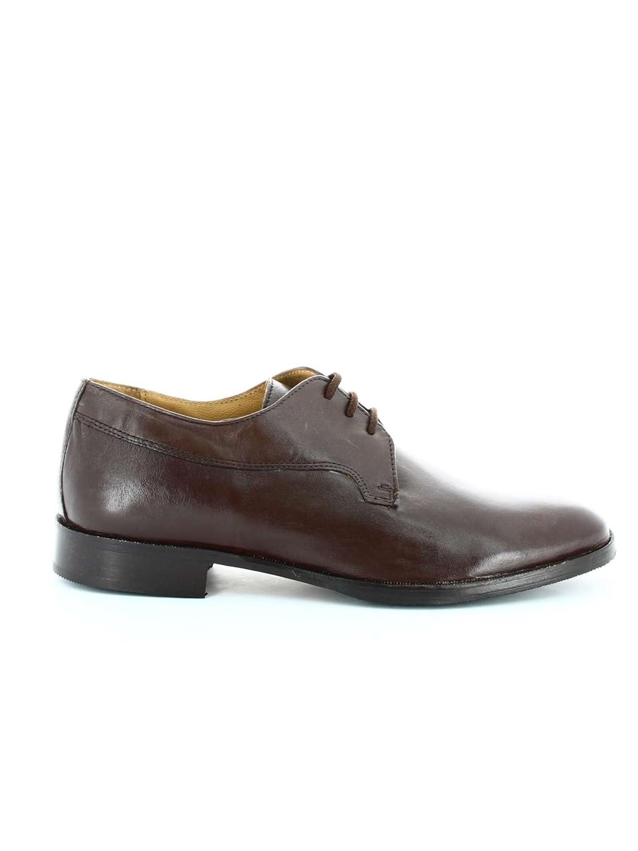Fontana - Zapatos de cordones para niño 46 EU|Marr貌n