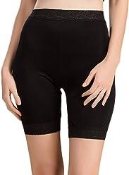 ff99c3049 CLC Women's Mulberry Silk Leggings Lace Anti-exposure Underwear