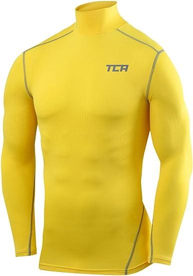 Camiseta de compresi/ón de manga larga TCA Pro Performance