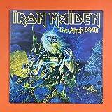 IRON MAIDEN Live After Death R2633257 Dbl LP Vinyl VG++ Cover VG++ GF Sleeve