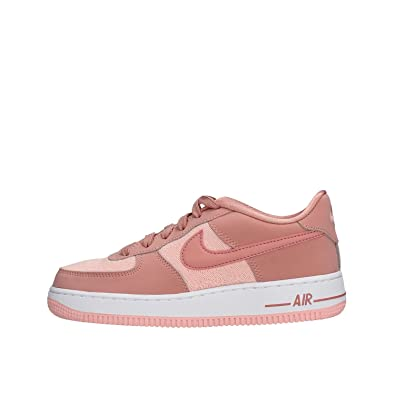ef58a23128e5 Nike Women s Air Force 1 Lv8 (Gs) Fitness Shoes  Amazon.co.uk  Shoes ...