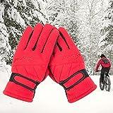 Boy Fleece Winter GlovesNon Slip Riding Driving