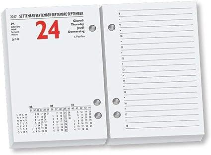 Bloc agenda almanacco zodiaco recambio 2020 agenda de mesa + ...