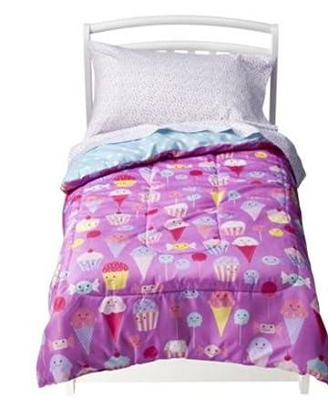 Amazoncom Circo Sweets Toddler Bed Set Pc Baby - Circo comic bedding set
