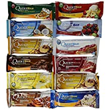 Quest Nutrition Quest Protein Bar Variety 12 Pack