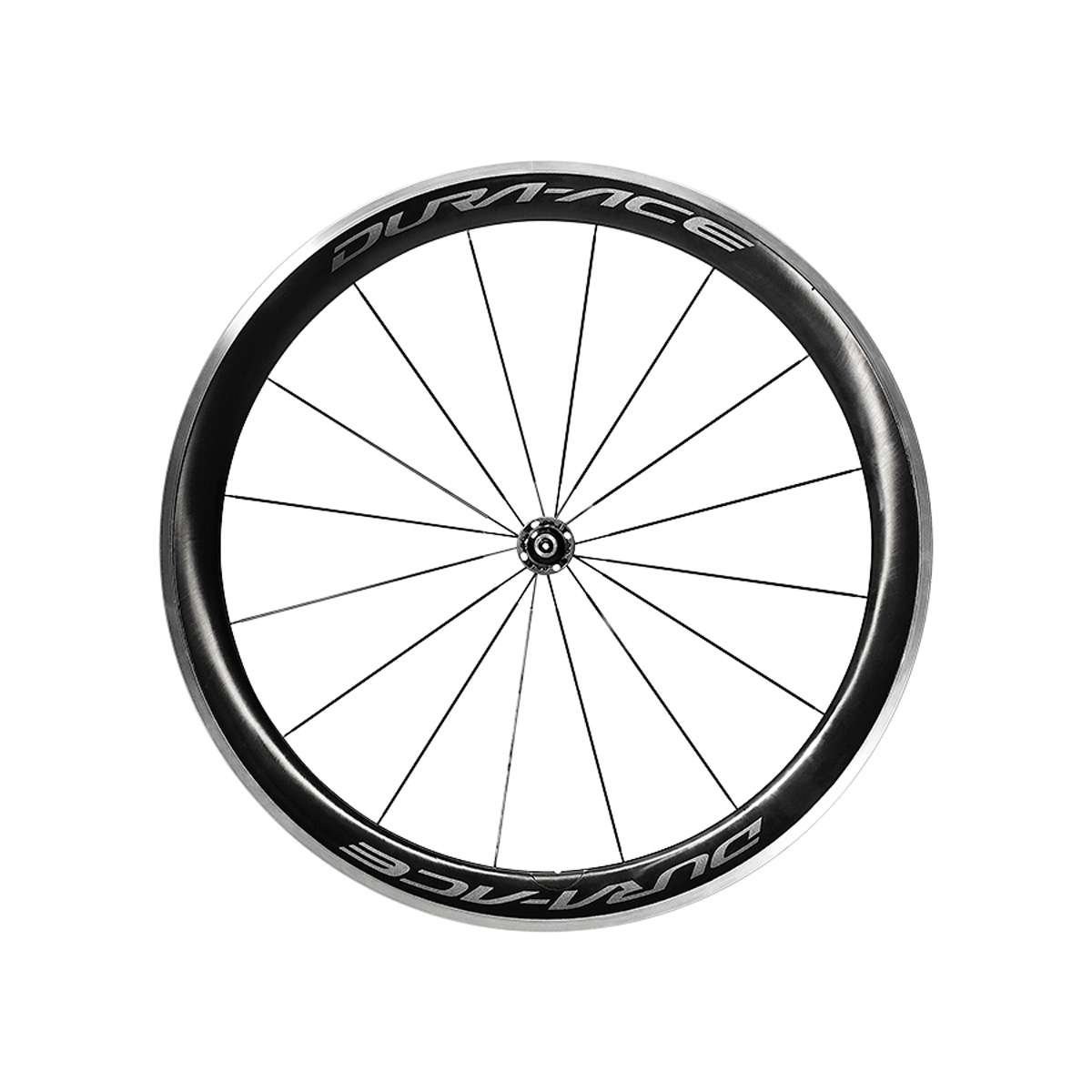 Shimano wh-r9100-c60-cl-fカーボンクリンチャーロード自転車ホイール – フロント – ewhr9100 C60fcy   B06Y5MZNF2