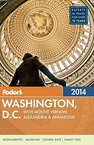 Fodor's Washington, D.C. 2014 (Full-color Travel Guide)