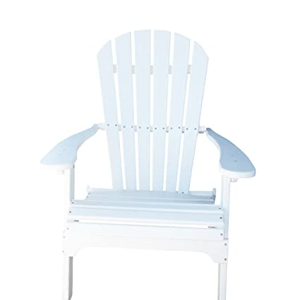 Phat Tommy Recycled Poly Resin Folding Adirondack Chair U2013 Durable And  Eco Friendly Patio Furniture
