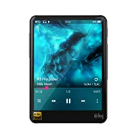 HiBy R3 Pro Saber (Black) Portable Music Player with Dual DAC