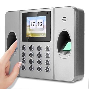 Sistema de Huella Digital, Máquina de Asistencia Biométrico ...