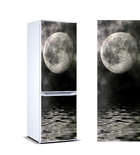 Oedim Vinilo para Frigorífico Luna 200x60cm | Adhesivo Resistente ...