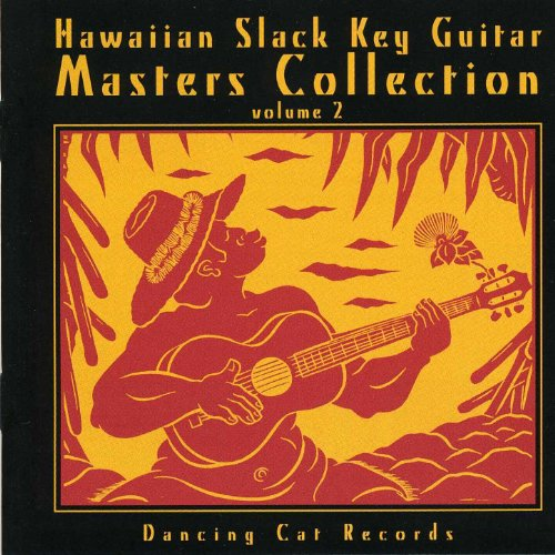 Hawaiian Slack Key Guitar Mast...