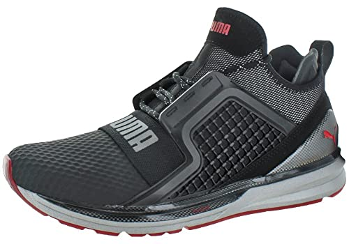 Puma Ignite Limitless Hi-Tech Men US 9 Black Fashion Sneakers  Amazon.co.uk   Shoes   Bags 065f19c72